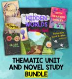 Hidden Worlds Thematic Unit BUNDLE