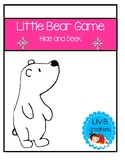 Hide And Seek Game - Where is Little Bear?