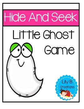 Hide And Seek Game - Little Ghost
