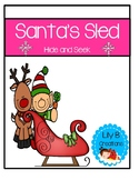 Hide And Seek Game - Where Is Santa's Sled?