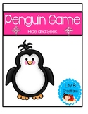 Hide And Seek Game - Where Is Little Penguin?