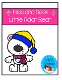 Hide And Seek Game - Little Polar Bear
