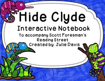 Hide, Clyde! Interactive Notebook Journal