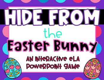 Hide From the Easter Bunny: ELA Bundle