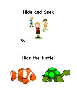 Hide & Seek Emergent Reader - Basic Object and Concept Identification
