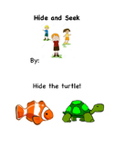 Hide & Seek Emergent Reader - Basic Object and Concept Ide