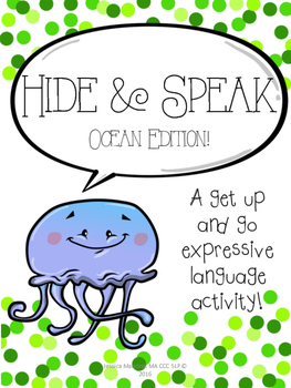 Hide & Speak Ocean Edition