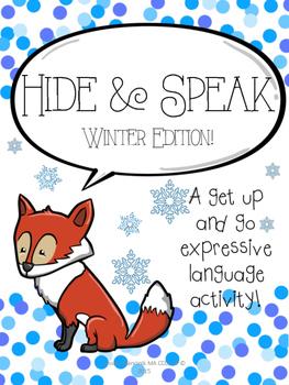 Hide & Speak Winter Edition