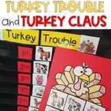 Turkey Trouble and Turkey Claus Book Companion