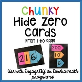 Hide Zero Cards for EngageNY and Eureka Math