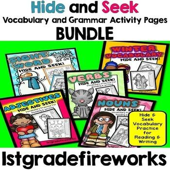 Hide and Seek BUNDLE
