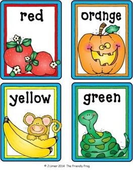 Hide-and-Seek Colors & Shapes All Year (A Hidden Objects Game)