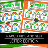 Hide and Seek - March Letter Edition
