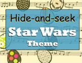 Hide-and-Seek Star Wars Theme