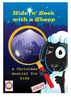 Hide 'n' Seek Christmas Nativity Musical - Song 4 - I Like to Play and Sing