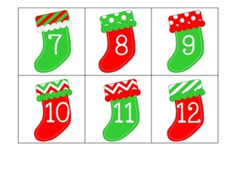 Hide the Reindeer- A Number Recognition Game