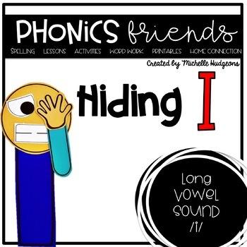 Long Vowel i_e: Hiding I Phonics Friends