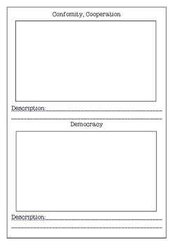 Hierarchy Worksheet- Raise Responsibility
