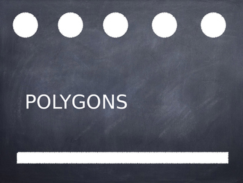 Hierarchy of Polygons - Classifying Polygons