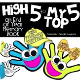 High 5 to My Top 5 End of Year Memory Book