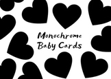 High Contrast - Monochrome Patterns, infants and babies. M