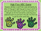 High Five ABC Game