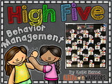 High Five Behavior Management System