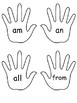High-Five High Frequency Words  (150+ words)