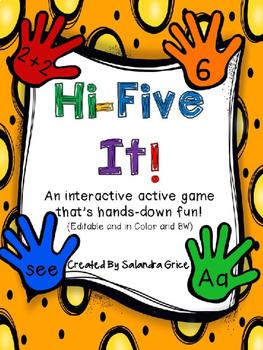 High-Five It!