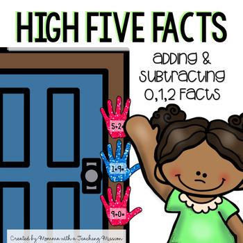 High Five Math Facts