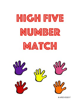 High Five Number Matching