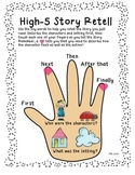 High Five Retelling Tool