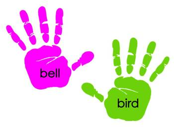High Five Sight Word Practice Bundle