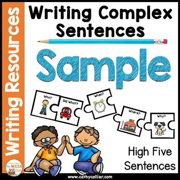 High Five Writing