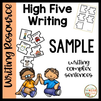 High Five Writing