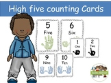 High Five counting cards