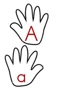 High Five the Alphabet