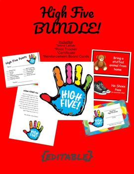 High Fives BUNDLE! (PBIS)