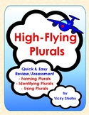 High-Flying Plurals: Quick & Easy Review/Assessment