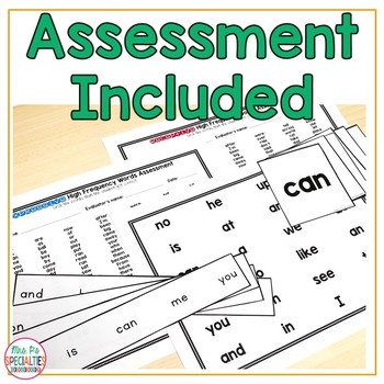High Frequency & Concept Words Unit {Special education & Autism Resource}
