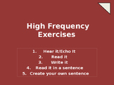 High Frequency Exercises_03
