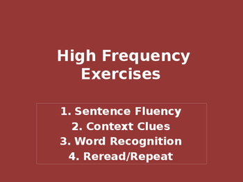 High Frequency Exercises_05