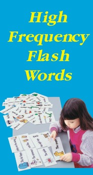 High Frequency Flash Words