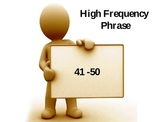 High Frequency Phrases Set #2- FREE!