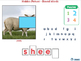 High Frequency Picture Words: Boxed Words - NOTEBOOK Gr. 5-8