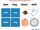 High Frequency Picture Words: Memory Match Game - MAC Gr. PK-2
