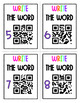 High Frequency QR Code Scavenger Hunt 4
