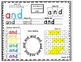 High Frequency & Sight Words by Guided Reading Level: Word Work Station Practice