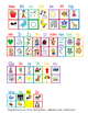 High Frequency Sight Words ABC Letter Sounds -- Self Check!!