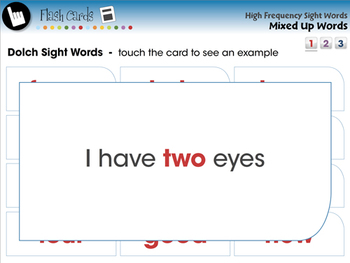 High Frequency Sight Words: Mixed Up Words - NOTEBOOK Gr. PK-2